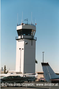 control tower an airport