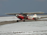 Piper PA 18 Super Cub, OE-ADF