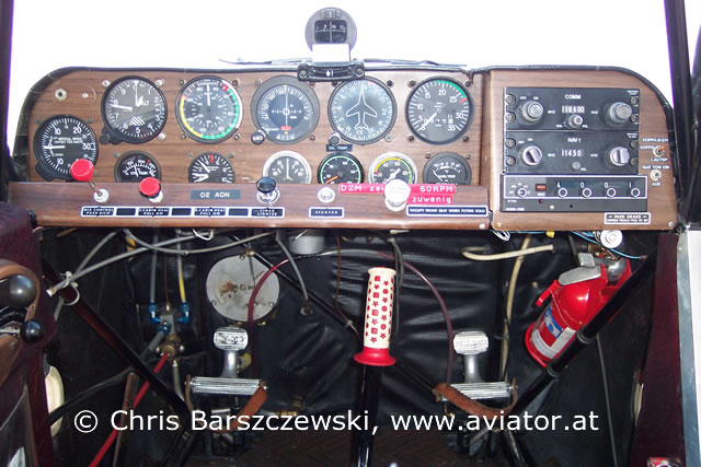 Bellanca Citabria 7gcbc - panel