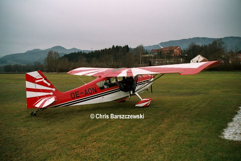 "Bellanca Citabria 7GCBC ein ""tail wheel"" pur!"