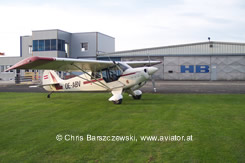 Aviat Husky A-1 in HB Hofkirchen