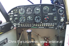 Aviat Husky A-1 Panel