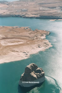 aerial fotos: Lake Powell